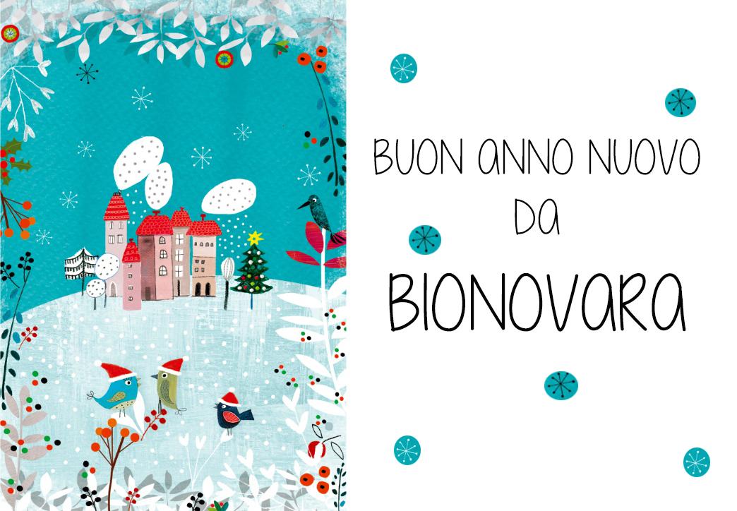 buon anno bionovara